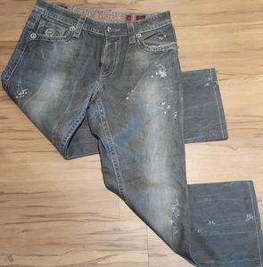 Rock Revival Kurt Straight jeans Size 34
